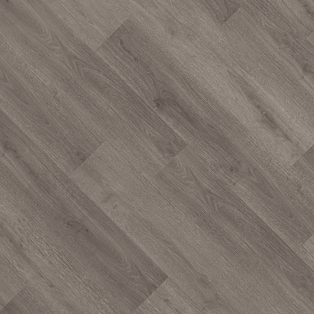 Closeup view of a floor with Avalon vinyl flooring installed