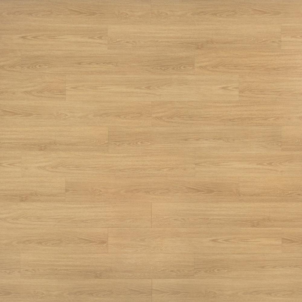 Closeup view of a floor with Navajo vinyl flooring installed