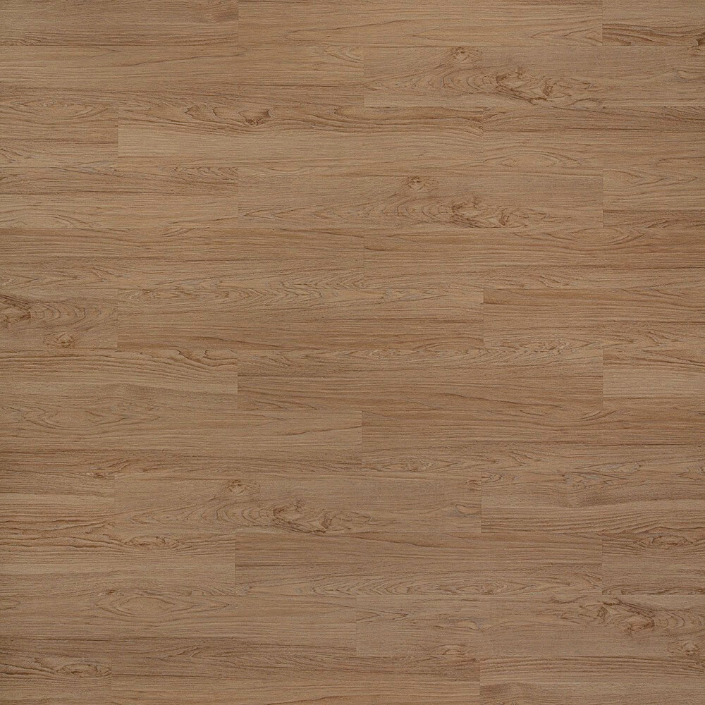 Closeup view of a floor with Vineyard vinyl flooring installed