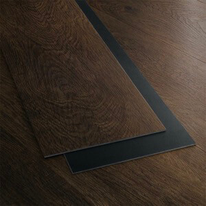 Example of a room using Verona vinyl flooring (SKU: 7011) in the Level 7 product line