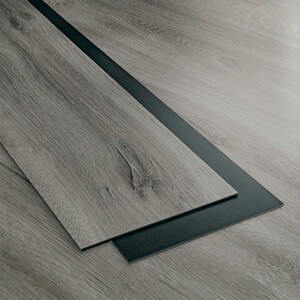 Example of a room using Cloud vinyl flooring (SKU: 7020) in the Level 7 product line
