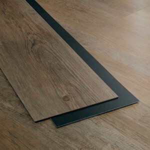 Example of a room using Timber vinyl flooring (SKU: 7060) in the Level 7 product line