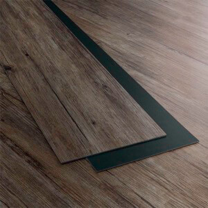 Example of a room using Ash vinyl flooring (SKU: 7070) in the Level 7 product line