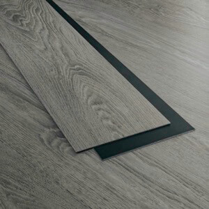 Example of a room using Stoney Mountain vinyl flooring (SKU: 7099) in the Level 7 product line