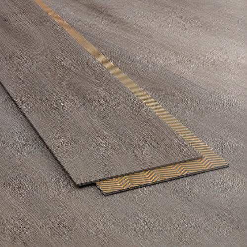 Product image for Pismo vinyl flooring plank (SKU: 1003) in the InstaGrip product line from Urban Surfaces
