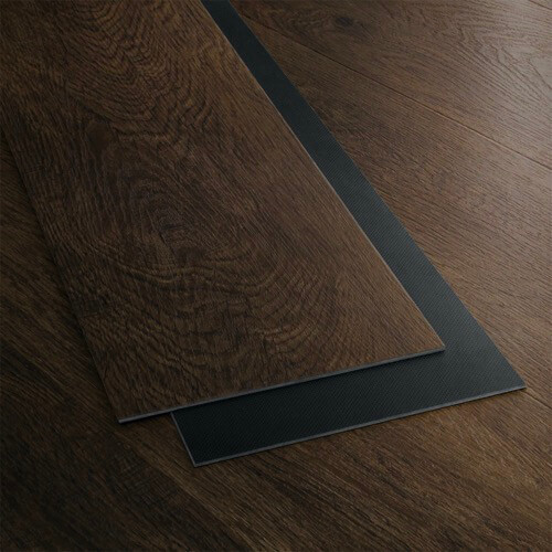 Product image for Verona vinyl flooring plank (SKU: 7011) in the Level 7 product line from Urban Surfaces