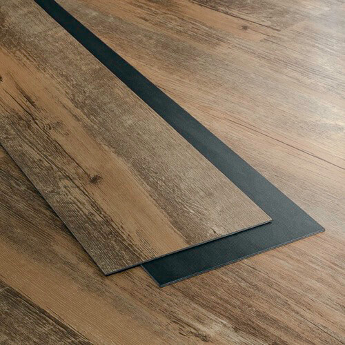 Product image for Poplar vinyl flooring plank (SKU: 8113) in the Main Street 6x36 product line from Urban Surfaces