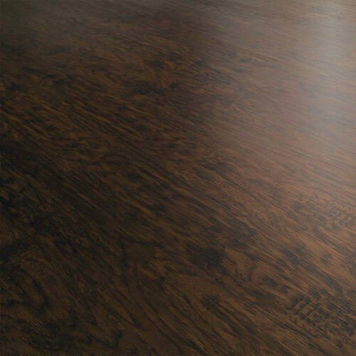 Product image for Dark Walnut vinyl flooring plank (SKU: 8131) in the Main Street product line from Urban Surfaces